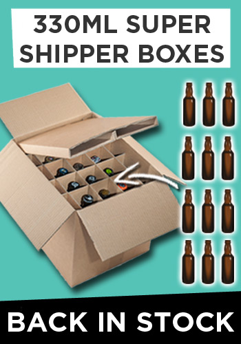 Buy 330ml Super Shipper Boxes Now