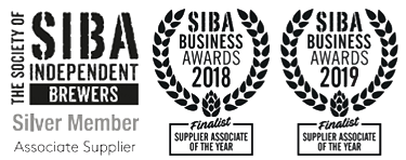 We are SIBA Silver Members and Business Award Finalists 2018, 2019