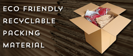 Eco Friendly Packing Material