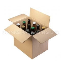 12 Bottle - Trade / Self Delivery Box - 330ml | Beer Box Shop