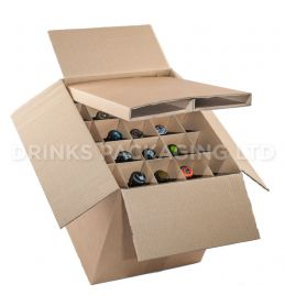 12 Bottle - Super Shipper Box - 330ml | Beer Box Shop