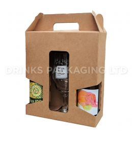 2 Bottle + Glass - Gift Box - 500ml | Beer Box Shop