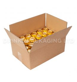 Double Wall Box for 24 x 440ml Beer Cans | Beer Box Shop
