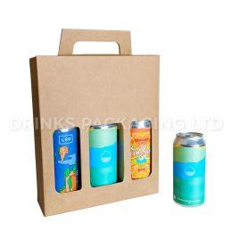 3 Can - Gift Box - 440ml / 500ml | Beer Box Shop