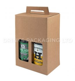 4 Bottle - Gift Box - 500ml | Beer Box Shop
