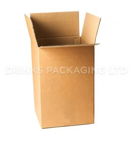 Bag-in-a-Box Outer Shipping Box - 10L | Beer Box Shop