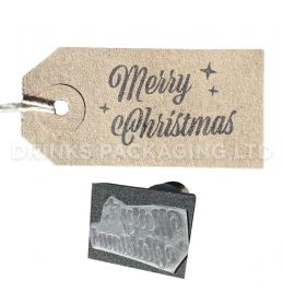 Merry Christmas | Generic Message Stamp | Beer Box Shop