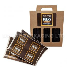 130mm X 90mm Printed Labels | Your Design Printed onto Sheets of Labels | Beer Box Shop
