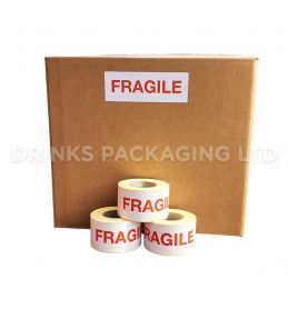 Fragile Warning Labels | Beer Box Shop