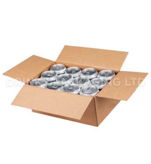 12 Can - Trade / Self Delivery Box - 330ml | Beer Box Shop