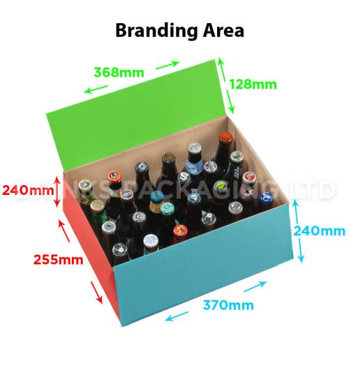 24 Bottle - Trade / Self Delivery Box - 330ml | Beer Box Shop