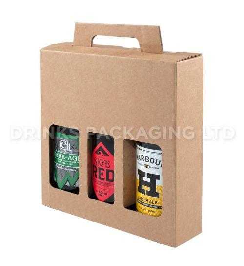 3 Bottle - Gift Box - 500ml | Beer Box Shop