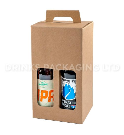 4 Bottle - Gift Box - 330ml | Beer Box Shop