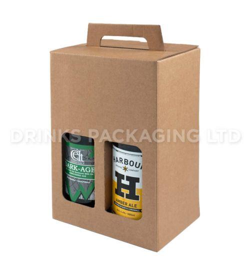 4 Bottle - Gift Box - 500ml | Beer Box Shop