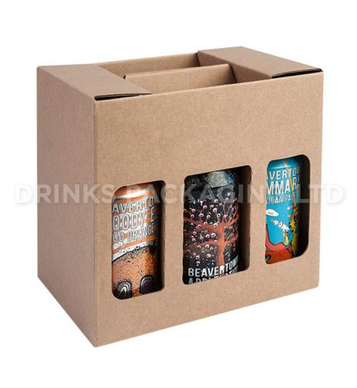 6 Can - Gift Box – 330ml | Beer Box Shop