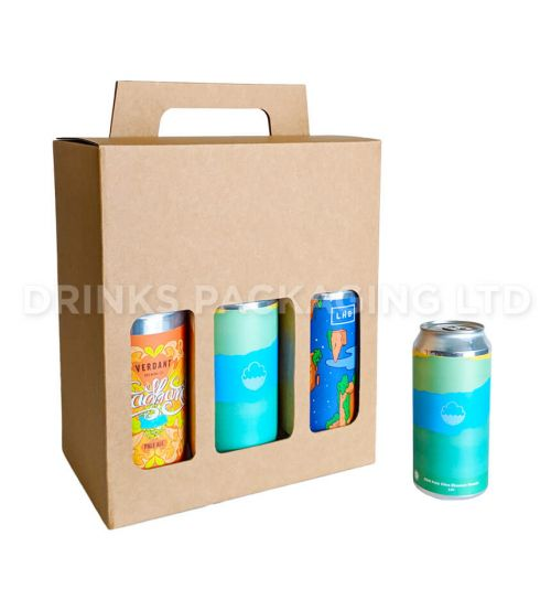 6 Can - Gift Box - 440ml / 500ml | Beer Box Shop