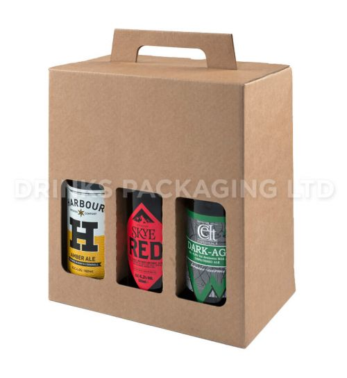 6 Bottle - Gift Box - 500ml | Beer Box Shop