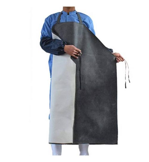 Nanxson Protective Working Apron | Black & White | Beer Box Shop