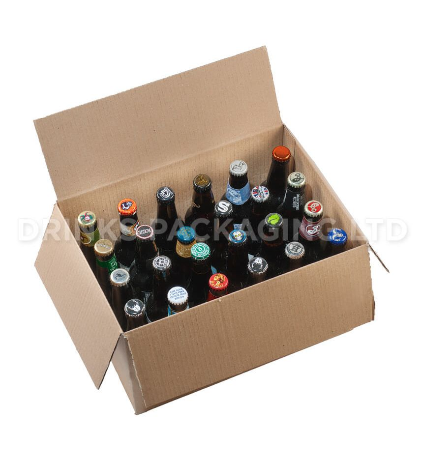 24 Bottle - Trade / Self Delivery Box - 330ml
