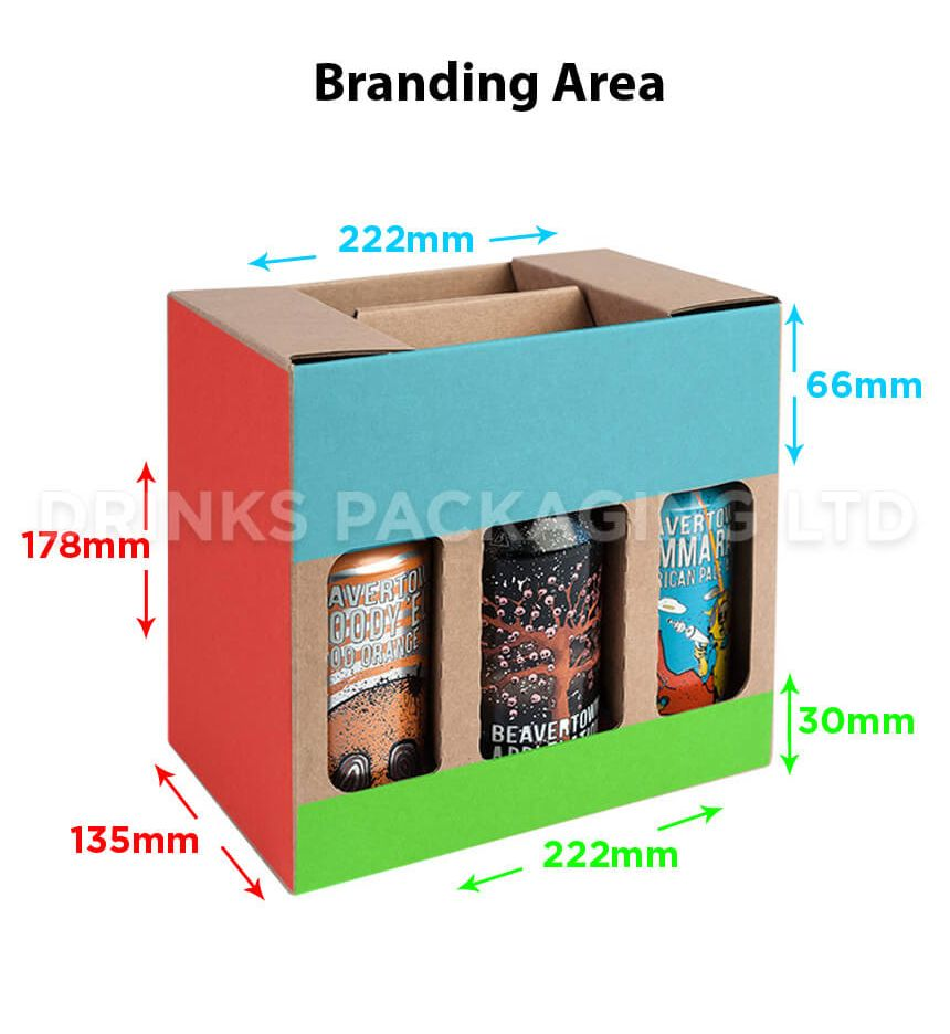 6 Can - Gift Box – 330ml